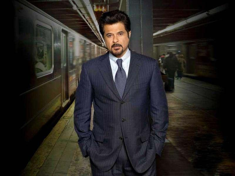Anil Kapoor portrayed the role of President Omar Hassan in 24 (2010, TV series).
