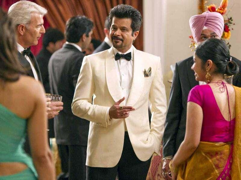 Anil Kapoor played Brij Nath in Mission Impossible 4 (2011).