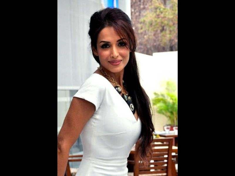Malaika Arora Khan was also seen more often onscreen before her marriage to actor Arbaaz Khan.