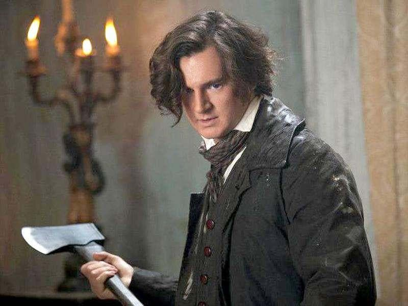 Benjamin Walker, stars as Abraham Lincoln: Vampire Hunter.