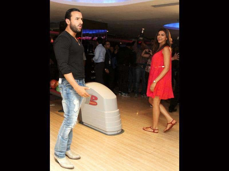 """I hope I can continue playing a lover boy even when I'm 60 or 70. Love never runs out,"" said Saif."