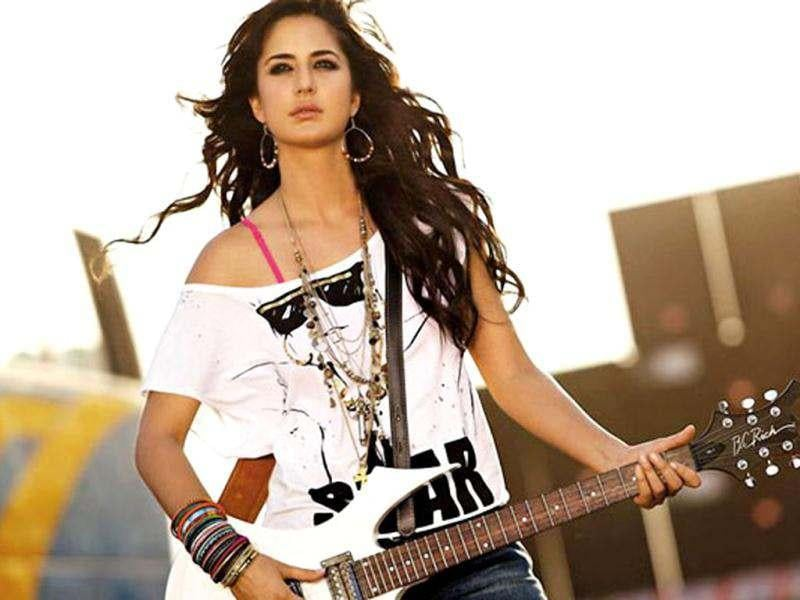 BOLD! Katrina Kaif's Dhunki had a lot of attitude!