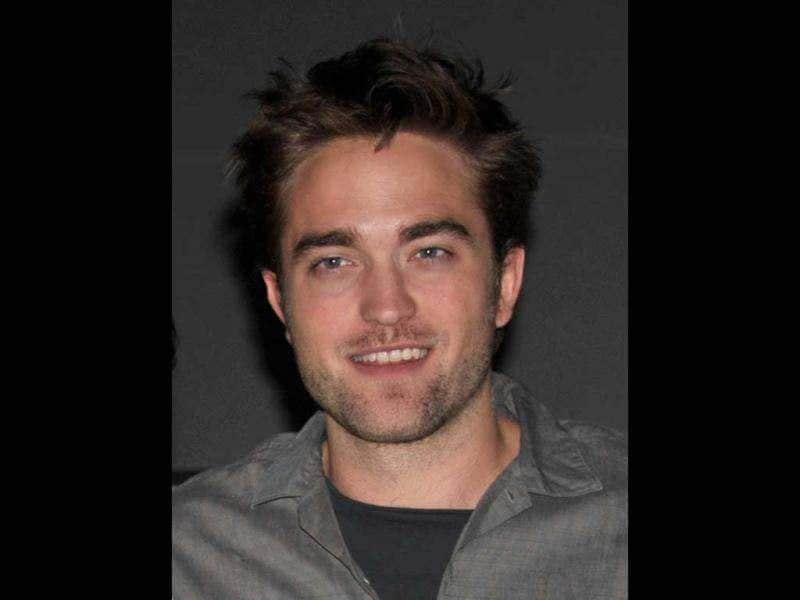 Robert Pattinson attends The Twilight Saga: Breaking Dawn - Part 2 Panel at Comic-Con (AP)