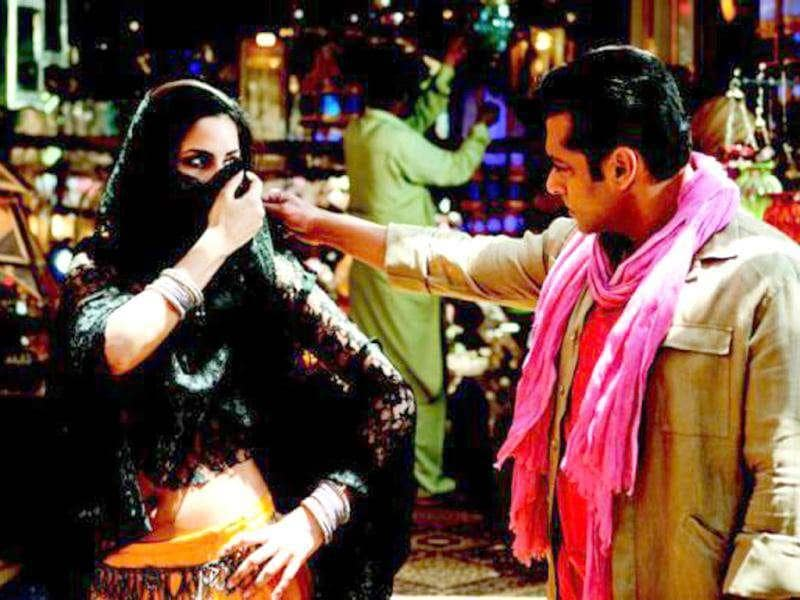 Salman Khan and Katrina Kaif's jodi might have a mixed track record at the box office, but their Ek Tha Tiger chemistry seems to look the best so far.