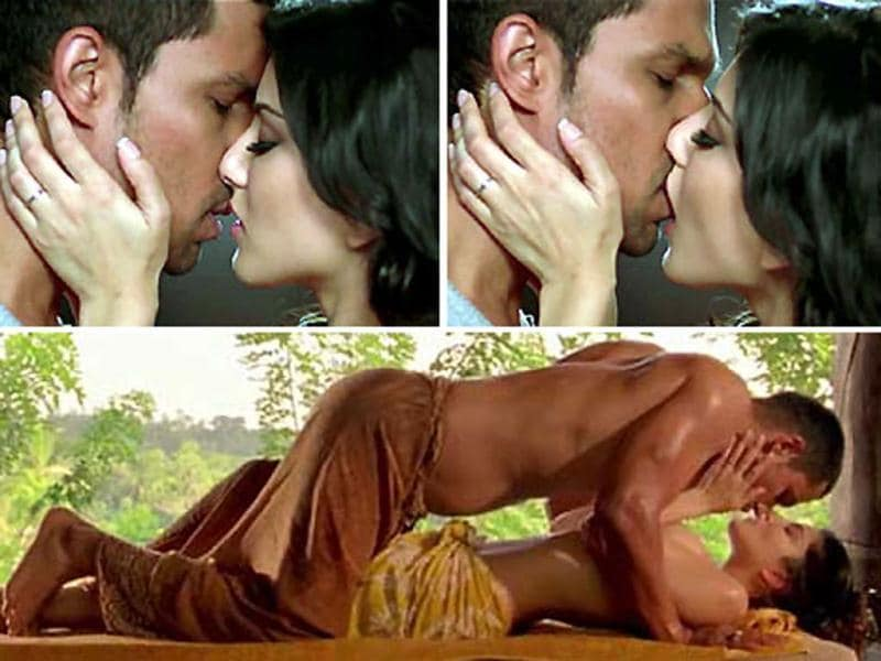 Sunny Leone makes out with Randeep Hooda in Jism 2.