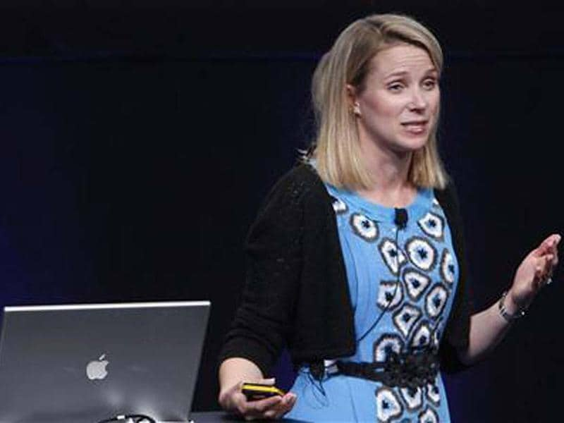 Marissa Mayer - Yahoo's new CEO, the fifth in five years.
