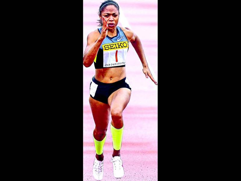 Allyson Felix - Sprints, USThe only woman standing between Jamaican dominance at the sprint events, the double 200m world champion has never won an individual Olympic gold and will have the Jamaican duo of Veronica-Campbell Brown and Shelly-Ann Fraser standing in the way.