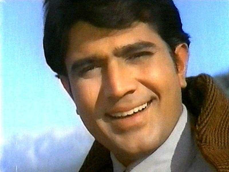 File photo: Bollywood's former superstar late Rajesh Khanna was posthumously awarded the Padma Bhushan honour on the eve of the 64th Republic Day. Agencies