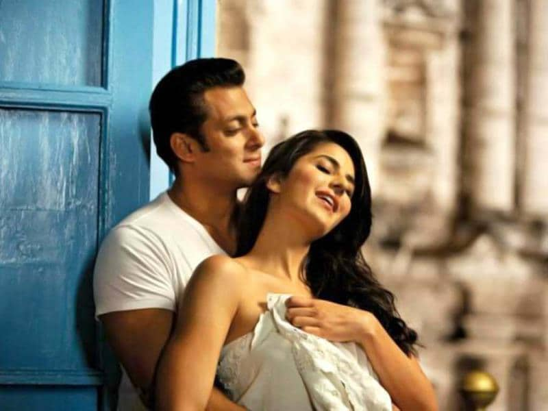 Salman's Ek Tha Tiger was another winner at the box office.
