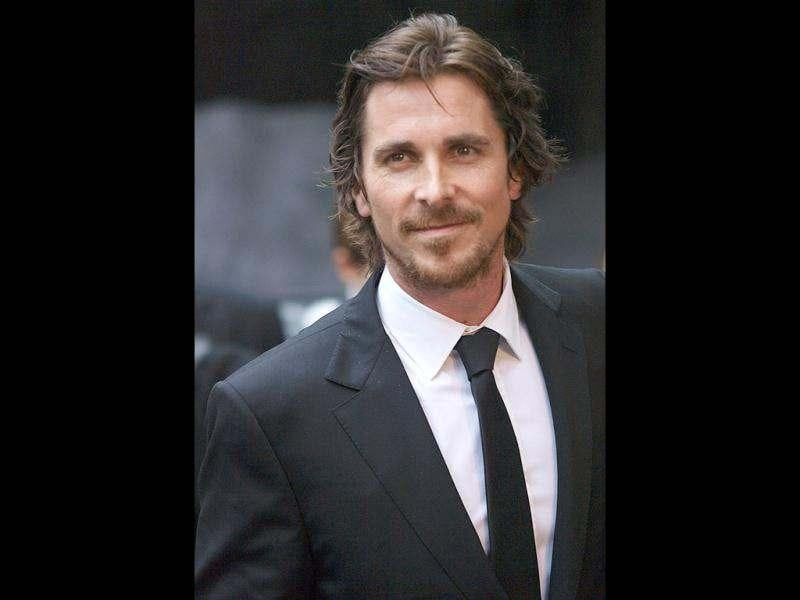 British actor Christian Bale arrives for the European premiere of his latest film The Dark Knight Rises in London's Leicester Square. (AFP)