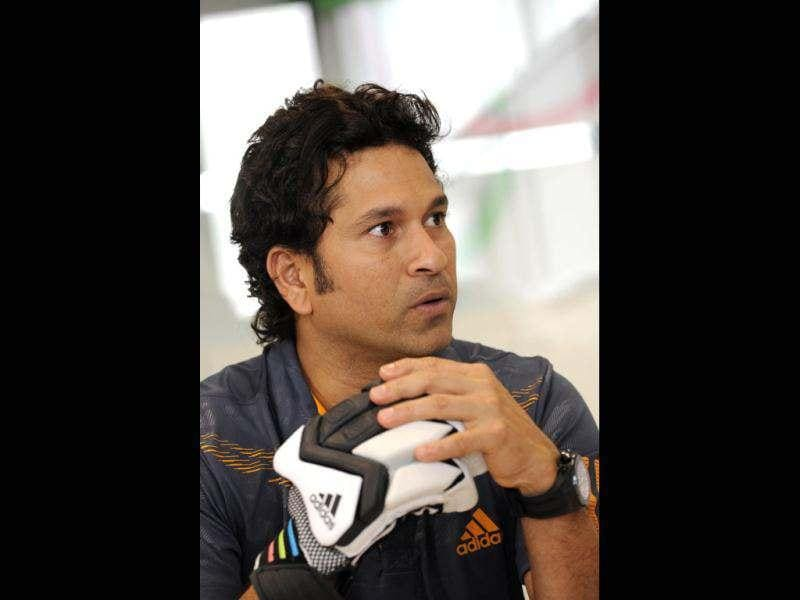But by the time Tendulkar's two-day trip came to an end, the Germans had got a fair idea of the phenomenon he is, thanks to the countrymen who mobbed the Master Blaster.