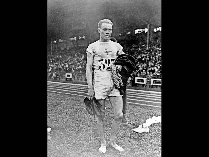 Some Olympians are born to run fast, others simply force themselves. Paavo Nurmi was one of the latter, a man of such iron will and fierce discipline that nobody hoping to survive on talent alone could dream of coming near him. In 1958, when he looked back over his athletic career, he said that the one thing it had taught him was that there are