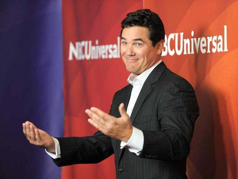 Dean Cain attends NBCUniversal's 2012 Summer Press Tour at the Beverly Hilton Hotel in Beverly Hills, Calif. AP/Jordan Strauss