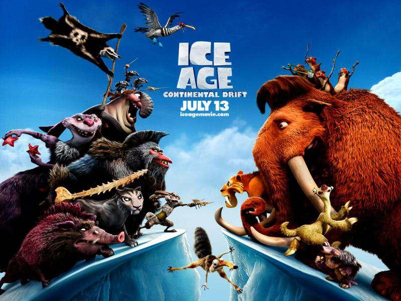 Indian fans of Scrat, Manny, Sid and Diego can finally rejoice as Ice Age 4: Continental Drift is finally here. Take a look at the adventures of our favourite animated creatures as they fight new perils in their journey.