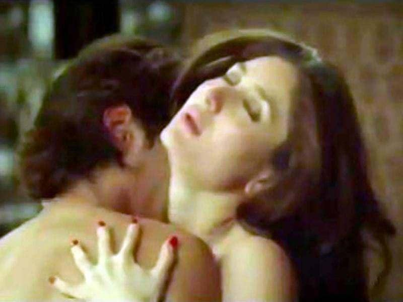 Kareena Kapoor in an intense lovemaking scene with Arjun Rampal.