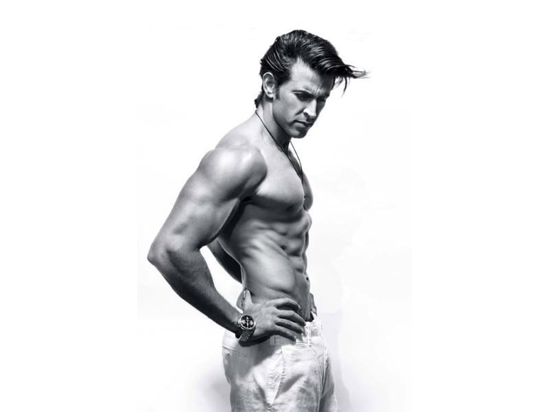 Hrithik Roshan's photoshoot is done by none other than photographer Dabboo Ratnani.