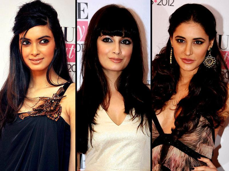 From chic veteran actresses like Kajol and Sonali Bendre to stylish newcomers like Nargis Fakhri and Diana Penty, the Vogue beauty awards were certainly abuzz with fashion icons from the film industry. Here's a peek.