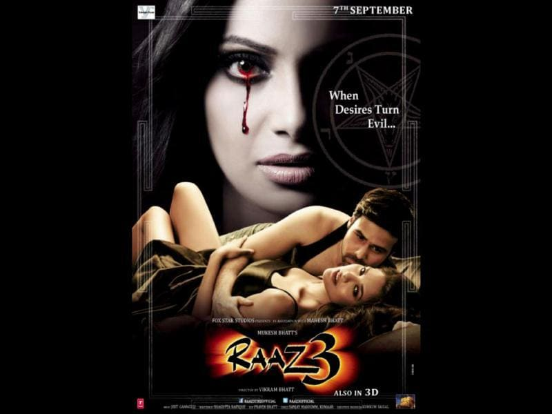 Filmmaker Mahesh Bhatt is confident about the success of his upcoming film Raaz 3 and feels it will make it to the 100 crore club.