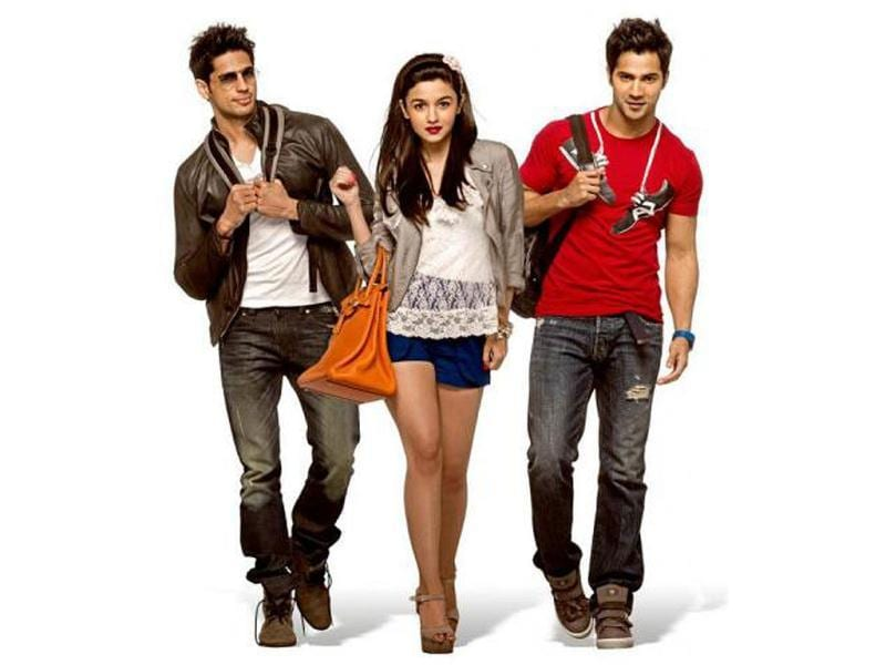 Karan Johar makes his directorial comeback in Student Of The Year with three newcomers - Siddharth Malhotra, Varun Dhawan and Alia Bhatt. Who's the hottest?