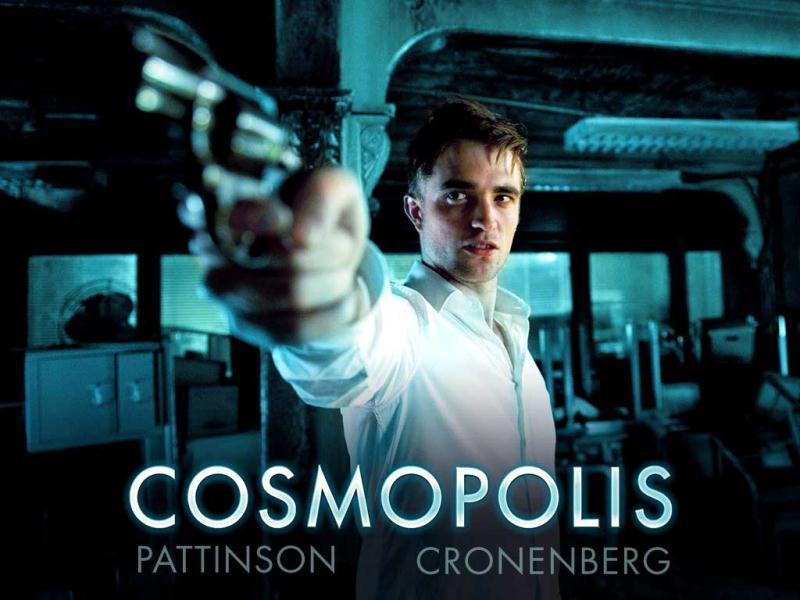Moving far and away from his dreamboy image of Edward Cullen, Robert Pattinson is now seen playing a cold and evil businessman Eric Packer in the film Cosmopolis. Whet your action appetite with a sneak peek at the film.