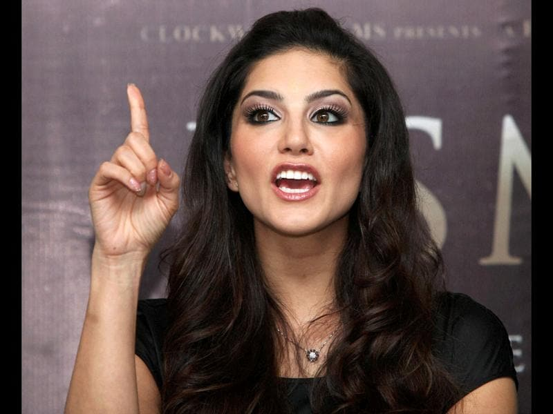 Sunny Leone's Bollywood debut Jism 2 has succeeded to woo the box office despite a weak script and slow pace. It's Leone magic all the way. Sunny Leone gestures at a promotional event for the film in Kolkata.