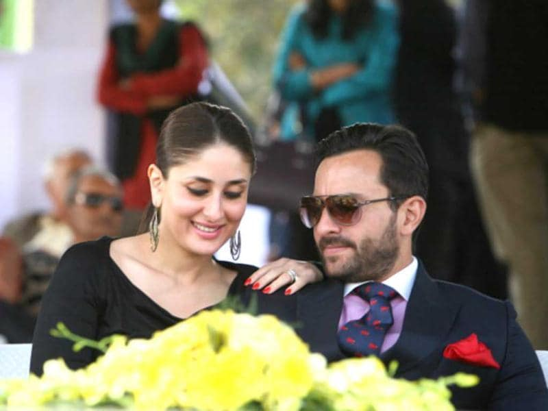 After dating Rosa Catalano for three years, Khan began dating actress Kareena Kapoor in October 2007. There have been numerous rumours about them getting married very soon, but the actors maintain ambiguity about the matter. (Photo: Getty Images)