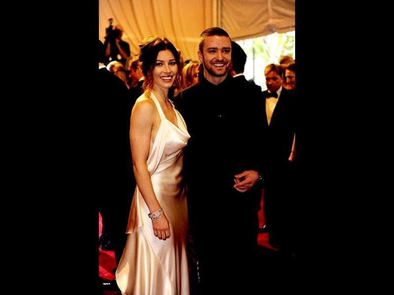After four years together, this couple announced their split in March 2011.However, by fall 2011 the couple appeared to have reunited, and in late December 2011, Justin Timberlake proposed to Jessica Biel. (Photo: Getty Images)