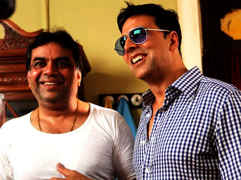 It's Hera Pheri again, as Akshay Kumar and Paresh Rawal are set to appear together in the film OMG Oh My God.