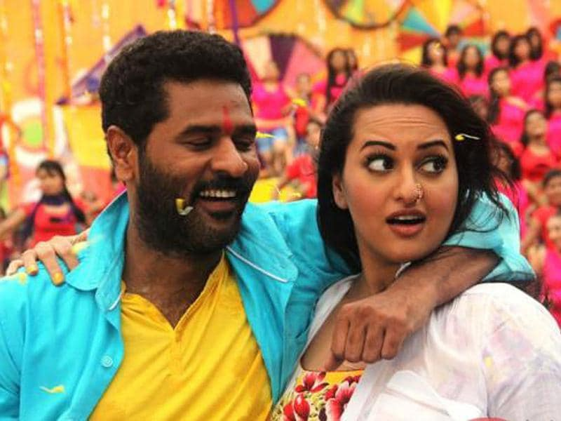 Sonakshi Sinha has done her first item song Go Govinda in Akshay Kumar's home production OMG Oh My God.