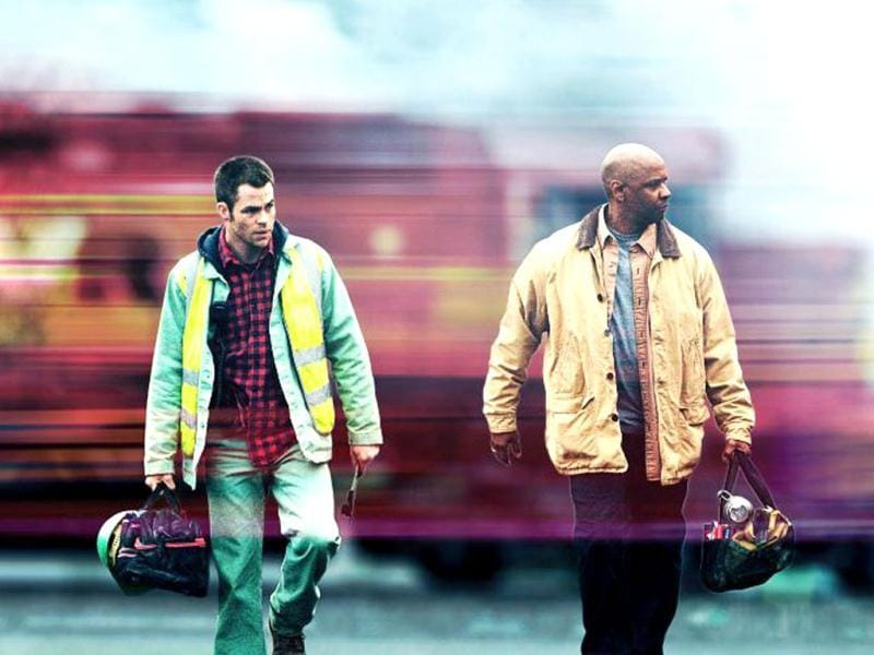 Denzel Washington and Chris Pine star in this action thriller where an unmanned, half-mile-long freight train barrels toward a city and a veteran engineer and a young conductor race against the clock to prevent a catastrophe. The film was nominated for Best Sound Editing at the 83rd Academy Awards, and was the last film directed by Scott.