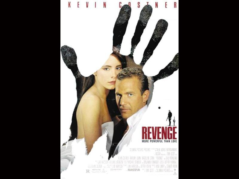 Revenge is a 1990 crime-drama thriller directed by Tony Scott, starring Kevin Costner, Anthony Quinn, Madeleine Stowe, Miguel Ferrer and Sally Kirkland. The film is based on a novel by Jim Harrison, who co-wrote the script. The film earned mixed-to-negative reviews from critics.