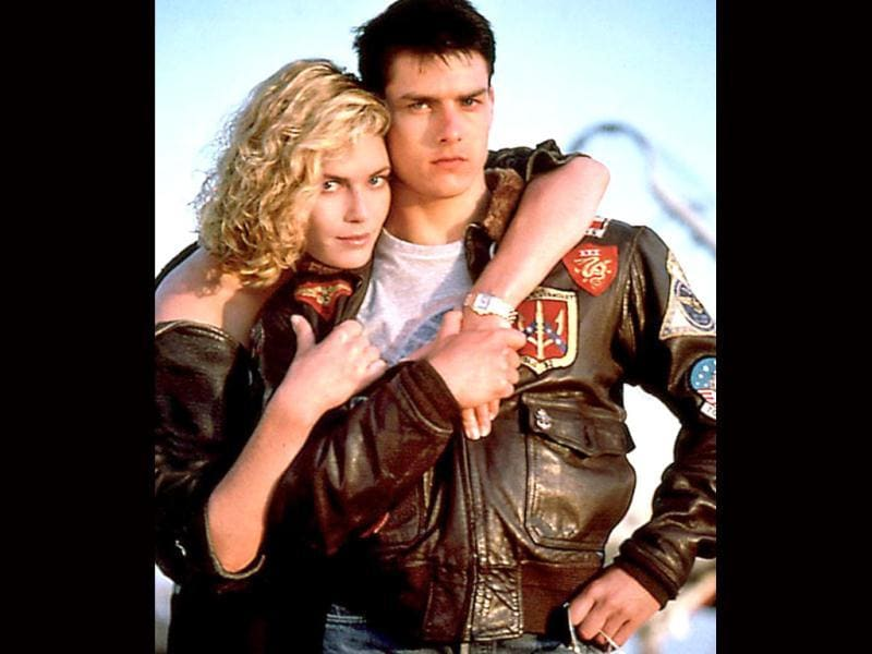 Top Gun is a 1986 American action drama film adn stars Tom Cruise, Kelly McGillis and Val Kilmer. It was the highest grossing film of 1986. The diaologue, 'I feel the need...the need for speed!' from the movie became eternal.