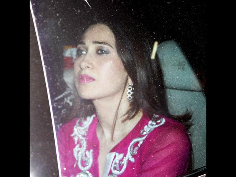 In the pink of health: Karisma Kapoor