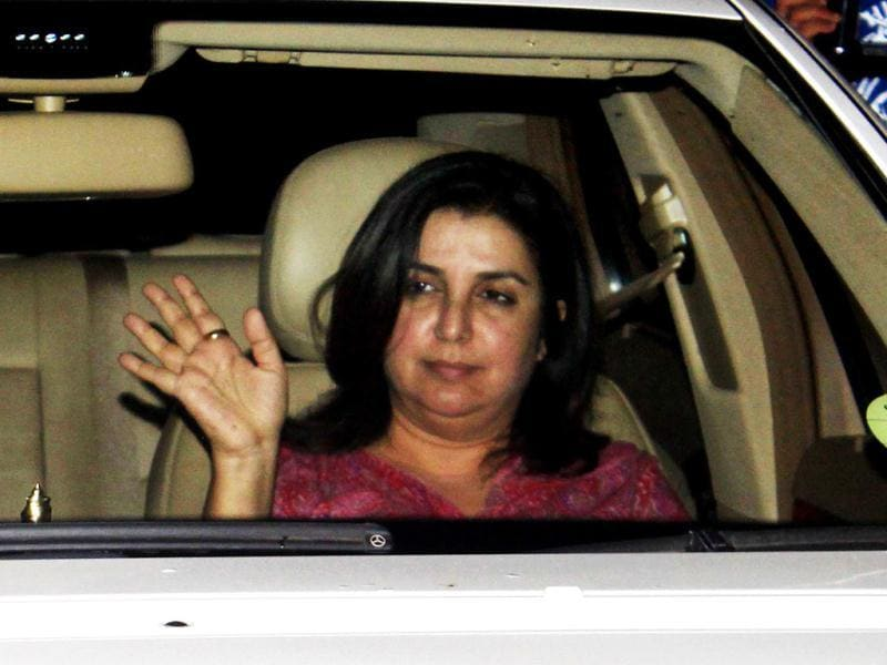 Hi, everyone: Farah Khan