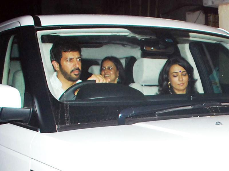 Well-coupled: Kabir Khan and Mini Mathur