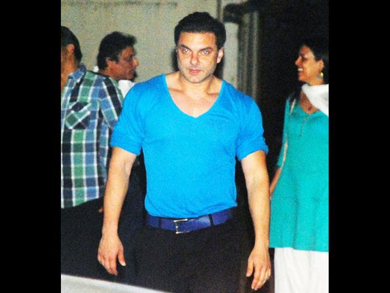 Out of the Blue: Sohail Khan