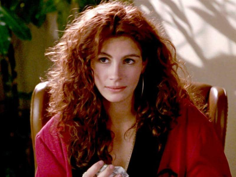 Julia Roberts used a body double for revealing scenes in Pretty Woman.
