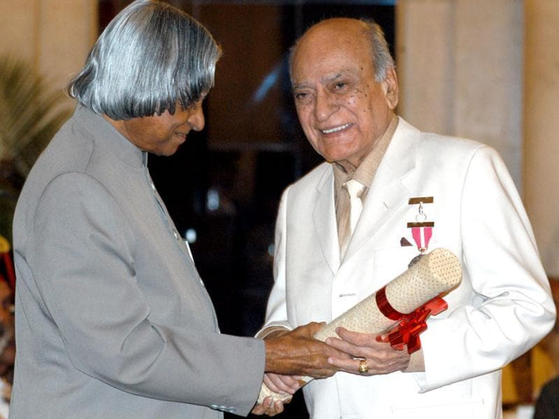 The Government of India awarded him the prestigious Padma Bhushan for his contribution to Hindi Cinema in 2006.
