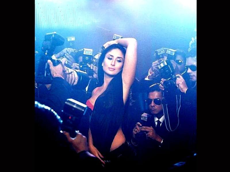 Heroine reportedly incorporates many incidents from the lives of actresses in the Hindi film industry.