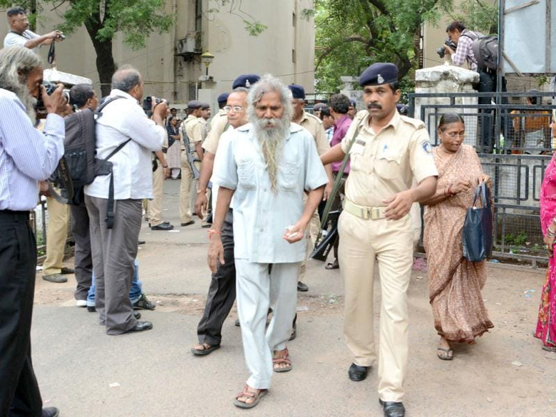 A special court convicted 32 people in the Naroda-Patiya riots case in Ahmedabad. HT/Mayur Bhatt