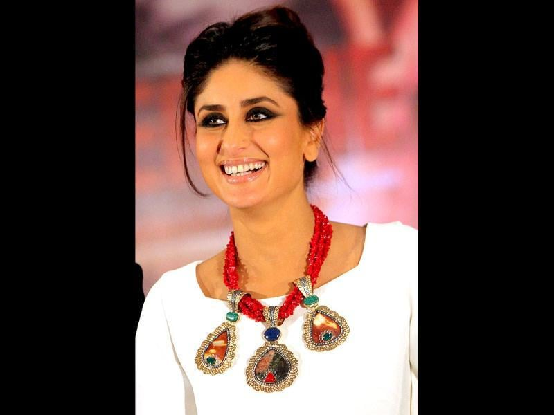 "Kareena Kapoor will land on a cruise ship and cut her birthday cake in theatres for Heroine. ""Madhur's idea is to have me cut birthday cakes at theatres with the masses. I am looking forward to it,"" says the actor."