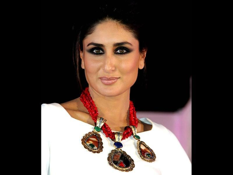 Kareena's pose exudes confidence and attitude in this picture.