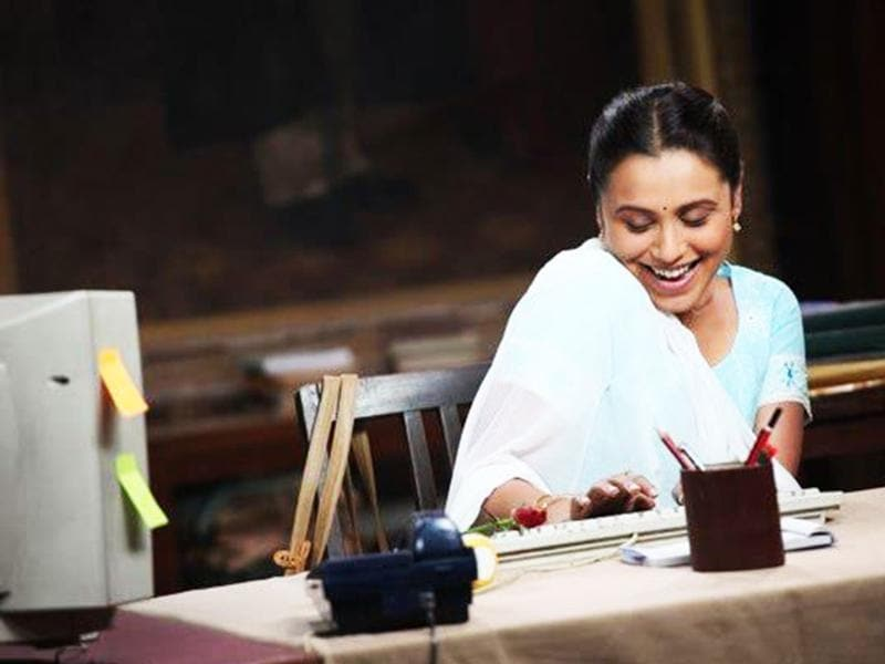 Rani Mukherjee has a bubly image in this film Aiyyaa.