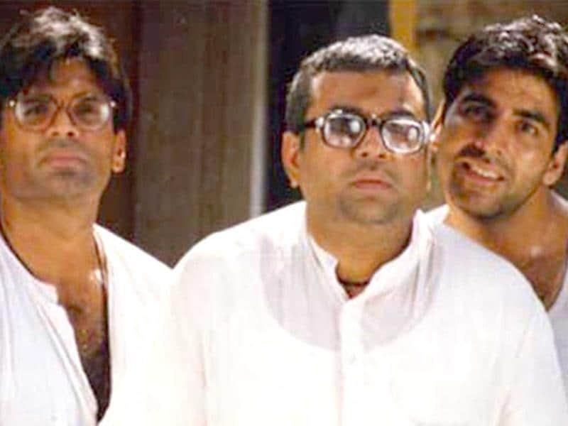 Hera Pheri (2000): Starring Akshay Kumar, Paresh Rawal, Sunil Shetty and Tabu, the film is one of Bollywood's best ever comedy movies.