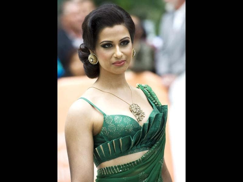 Anita Majumdar, who plays Emerald in Midnight's Children at the 37th Toronto International Film Festival. She is a Canadian actress and playwright, best known for her role in the CBC television film Murder Unveiled.