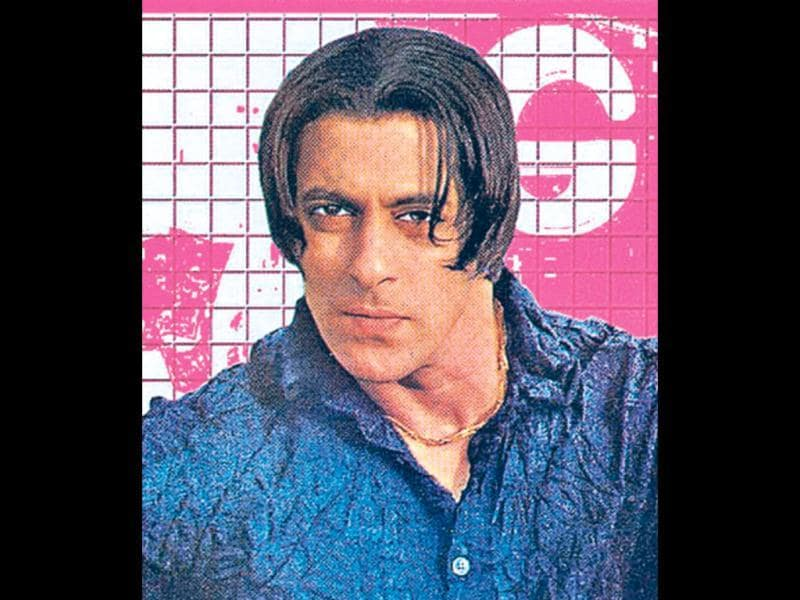 Hair he comes (2003): Salman Khan's Tere Naam hair do became a rage ever since the film released. So much so that it has made it to the list of top ten memorable hair styles in Bollywood according to an entertainment portal. Back then almost all salons had a big poster of Salman sporting the same hair do and a long queue of youngsters asking to get the similar cut.