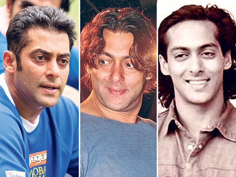From the boy next door to a bad boy and now someone who is being very human, here's tracing Salman Khan's eventful journey!