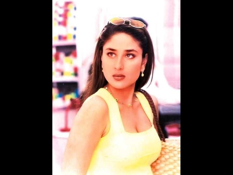 2002: Sexed up lookAfter getting criticised for being overweight, Kareena worked hard on her body and transformed into a slim diva. Though her films in 2001-02 got a mixed response at the box office, her look and acting proved that she had arrived.