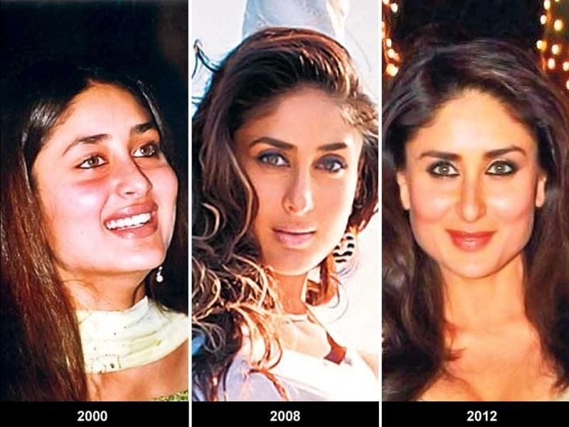 Kareena's the queen of the popular Rs 100 crore film club, and the soon-to-be bahu of the royal family of Pataudi. Here's tracing this Kapoor kid's path to stardom.