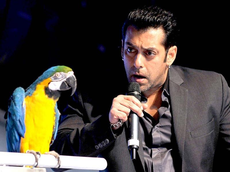 Salman Khan launched the sixth season of the popular reality show Bigg Boss.